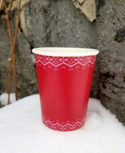kubeczki papierowe do kawy na wynos