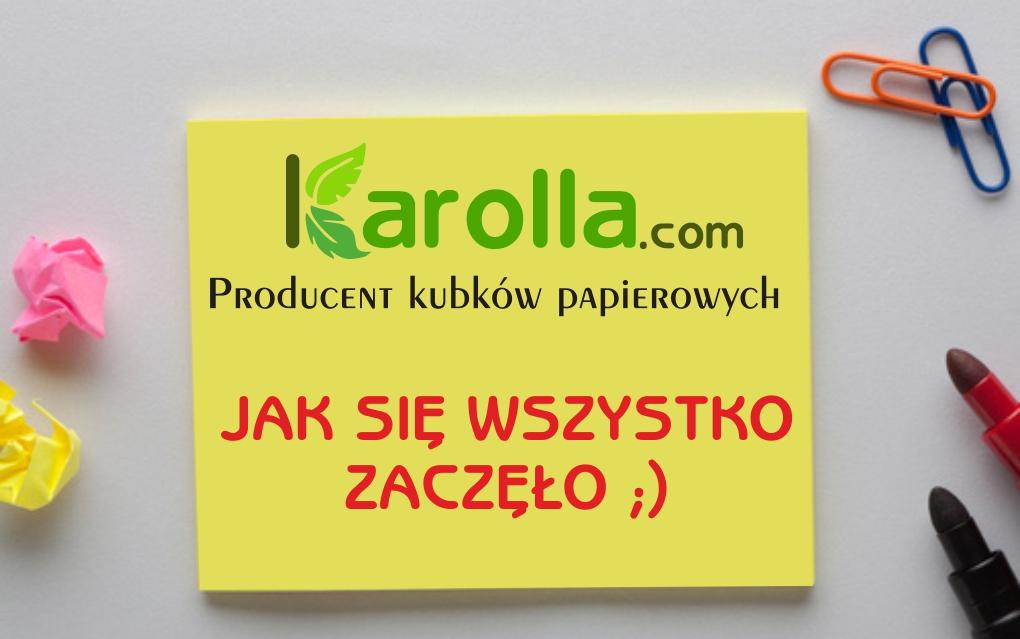 PAPIEROWE KUBKI DO KAWY PRODUCENT