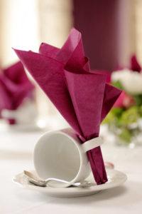 serwetki flizelinowe na stół